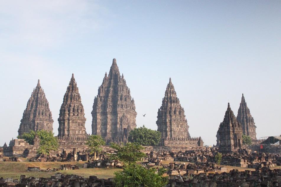 Prambanan Temples, A 9th Century Hindu Temple Complex