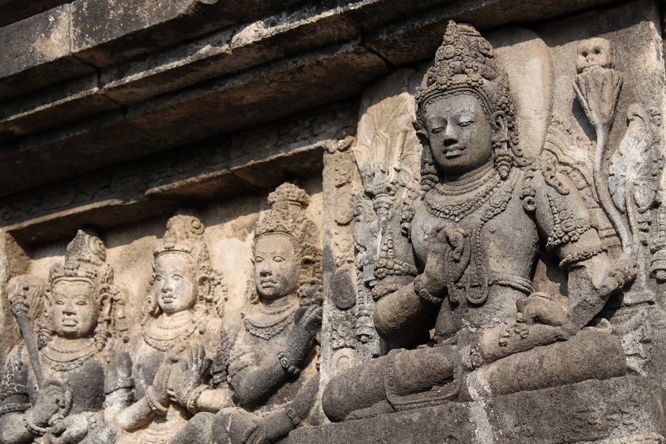 Hindu Deities, Prambanan