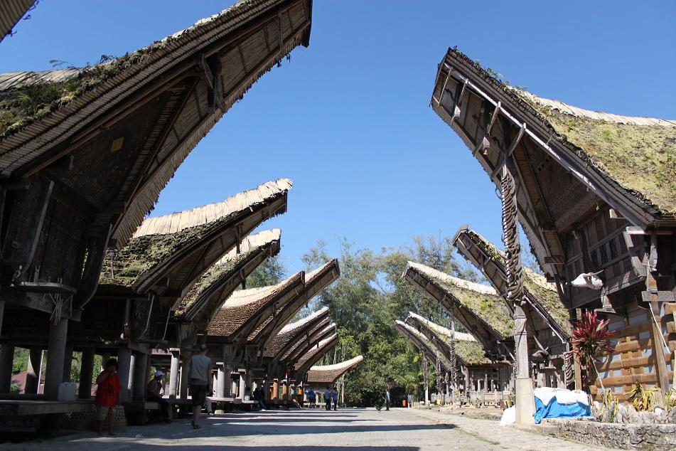 The Village of Ke'te Kesu