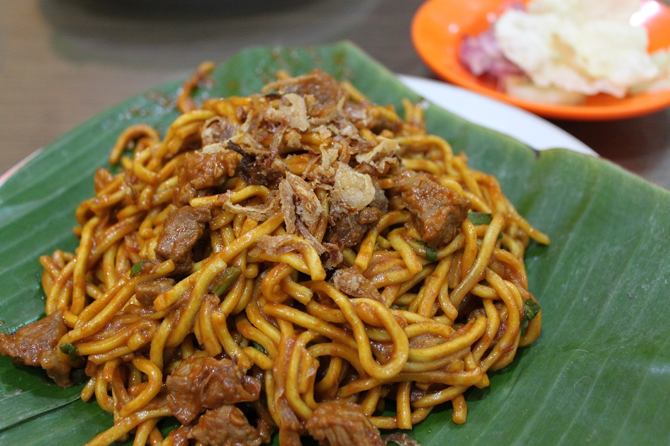 Mie Aceh (Acehnese Noodles)