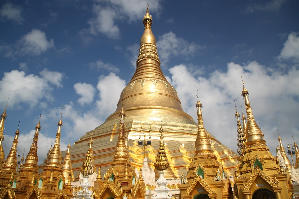 The Magnificent Shwedagon Pagoda