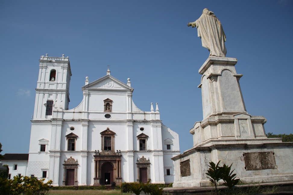 Se Cathedral, Old Goa