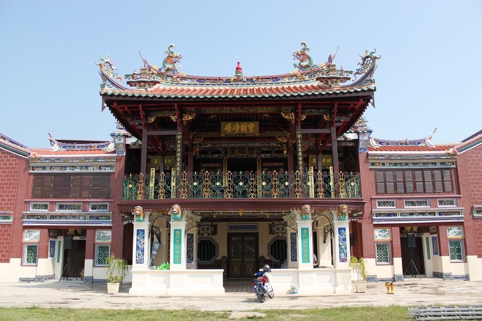 Cheah Kongsi, the First Hokkien Clan House in Penang