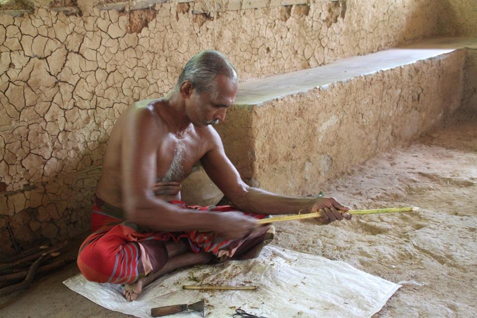 Processing Cinnamon, Madhu Ganga