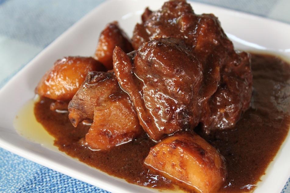 Kerabu Kay, A Peranakan Dish from Penang