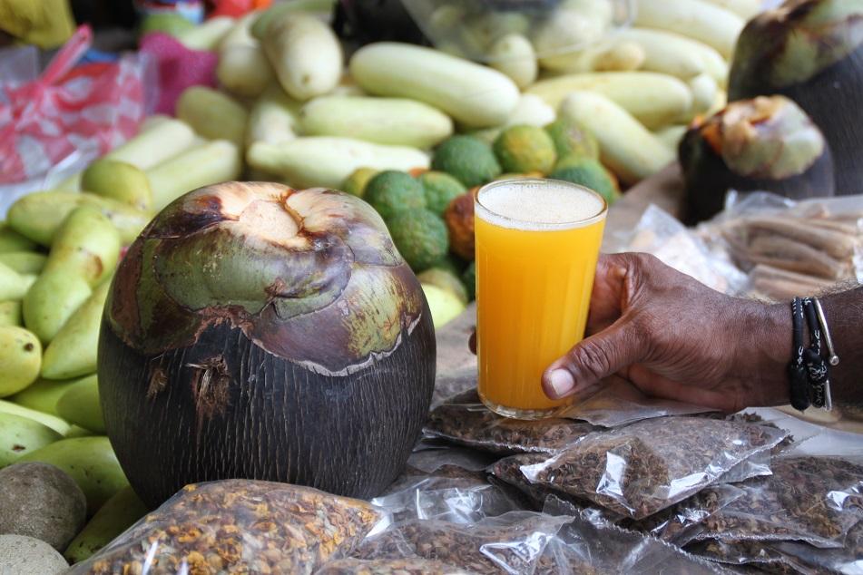 Taal (Palmyra) Juice, Anuradhapura