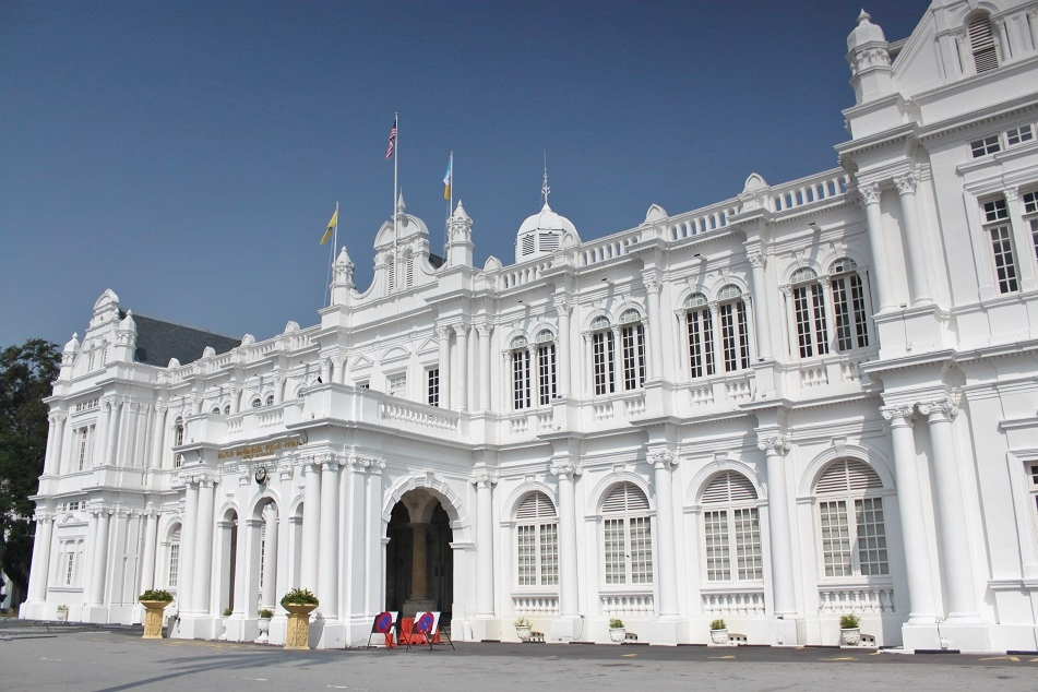 City Hall, Penang