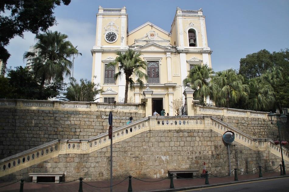 St Lawrence's Church, Macau
