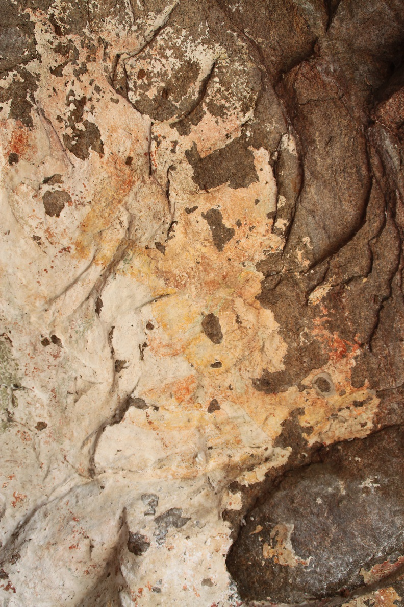 A Fading Fresco at the Cave