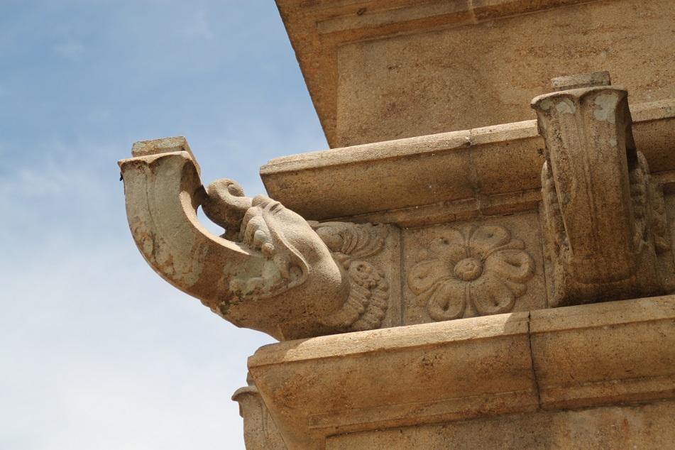 Ornamental Details, Ruwanwelisaya
