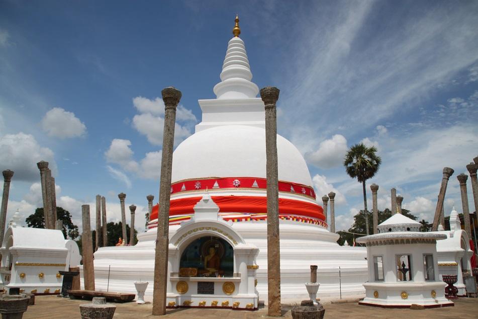 Thuparamaya in Anuradhapura