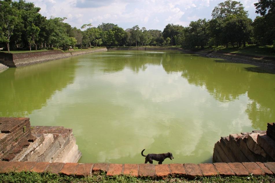 Reservoir for the Monastery