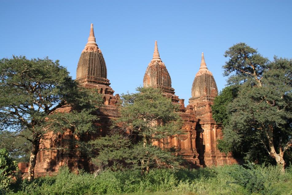 Payathonzu, A Tantric Buddhist Temple