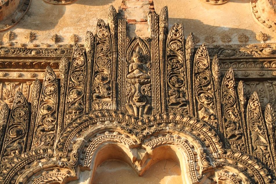 Tayok Pye's Lintel Decoration
