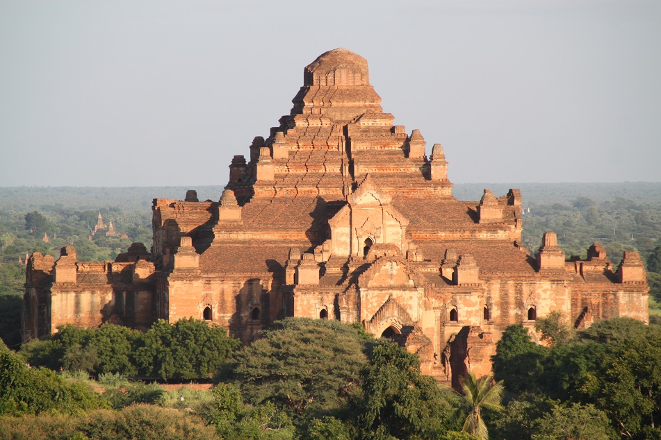 The Colossal Dhammayangyi