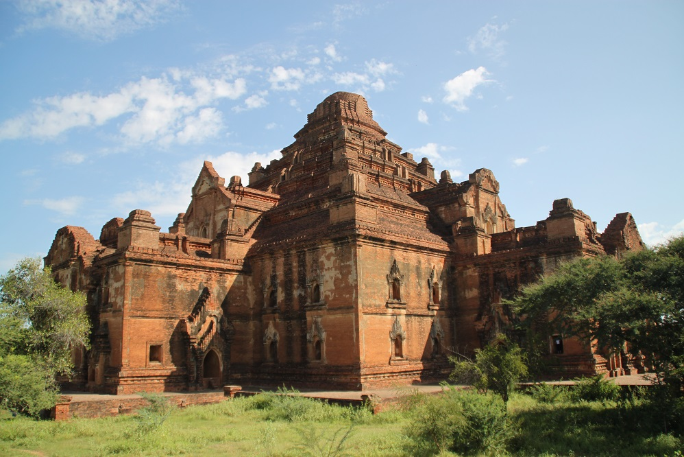 Bagan's Stepped Pyramid