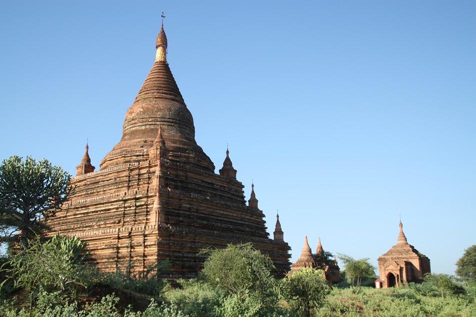 Soemingyi Temple, Built in the 12th Century