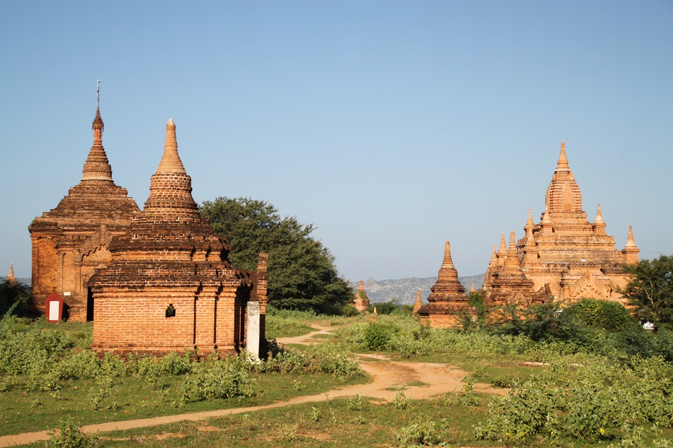 Smaller Temples around Soemingyi