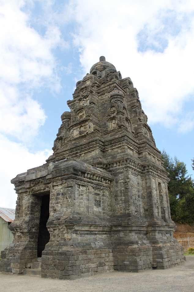 Candi Bima, the Oldest in Dieng