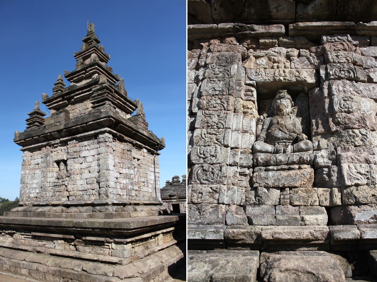 Close Ups of Ganesha Shrine, Gedong III