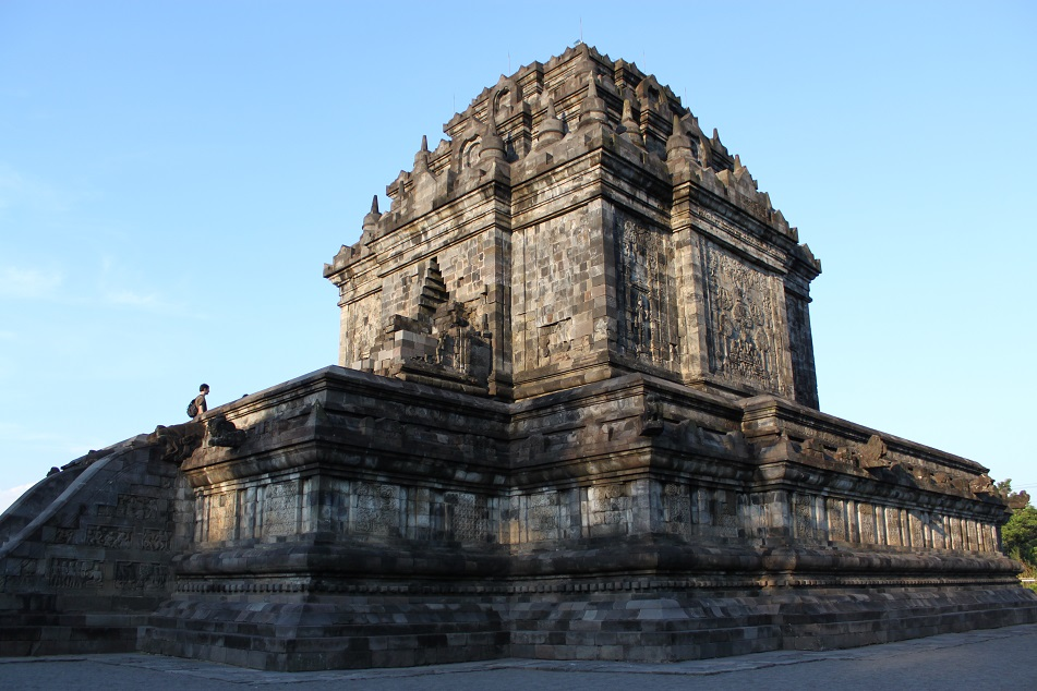 Candi Mendut, Originally Known as Venuvana