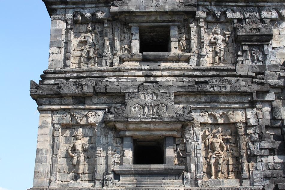 Reliefs of Bodhisattvas