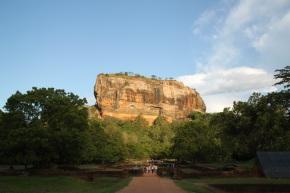 Sigiriya, the Rock Monastery