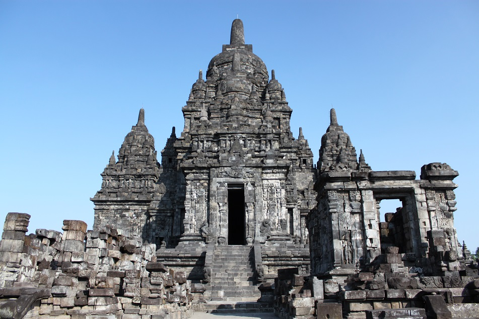 At the Center of the Mandala