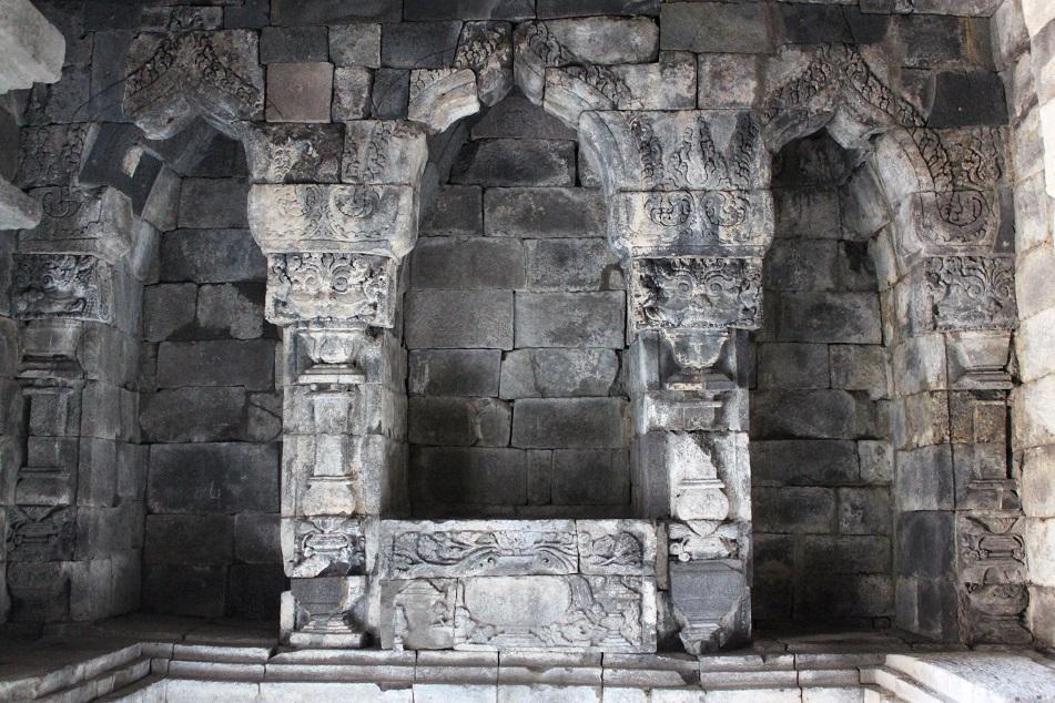 A Small Sanctum inside the Main Temple
