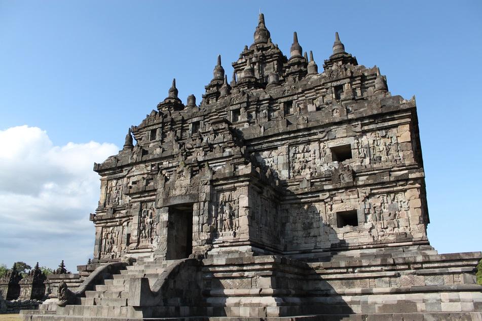 A Buddhist Shrine Built by Pramodhawardhani