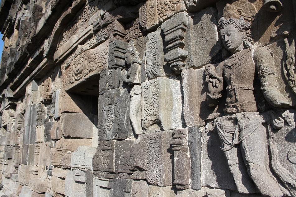 Bodhisattva Close-Up