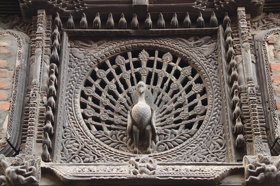 The Peacock Window