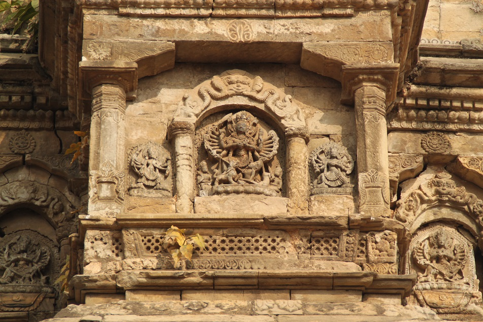 Detailed Relief