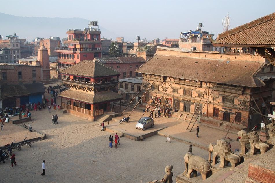 Taumadhi Square