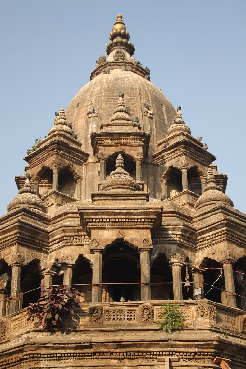 Mughal-Influenced Krishna Temple