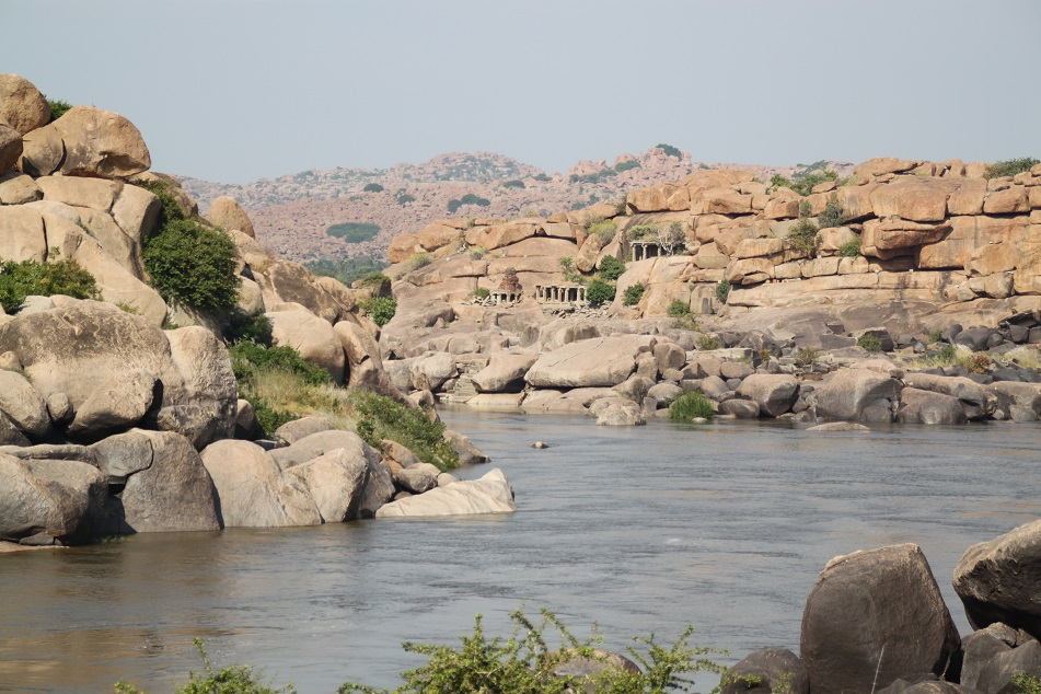 Chakratirtha, Considered the Holiest Bathing Spot in Tungabhadra River