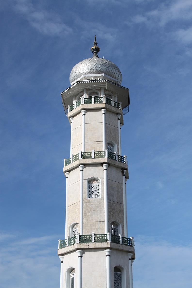 Main Minaret of the Mosque