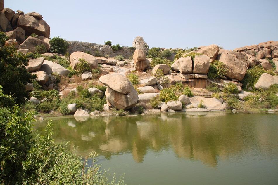 Ruins of Anegondi Fort