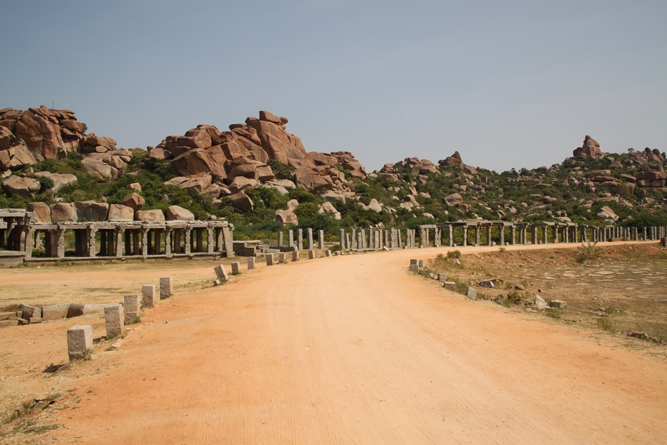 The Road to Vittala Temple