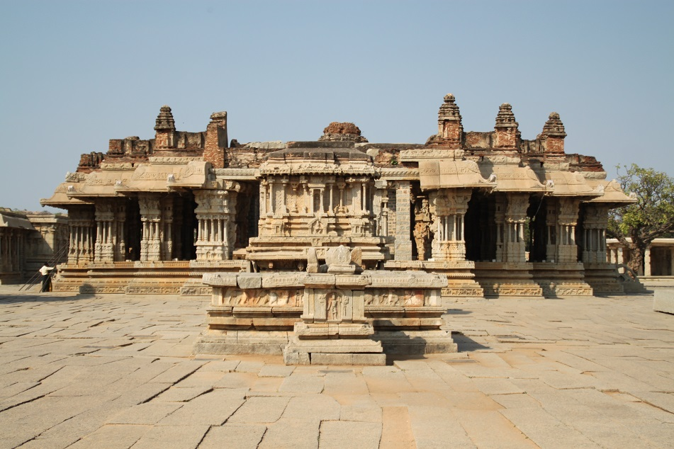 Maha Mandapa of Vittala Temple