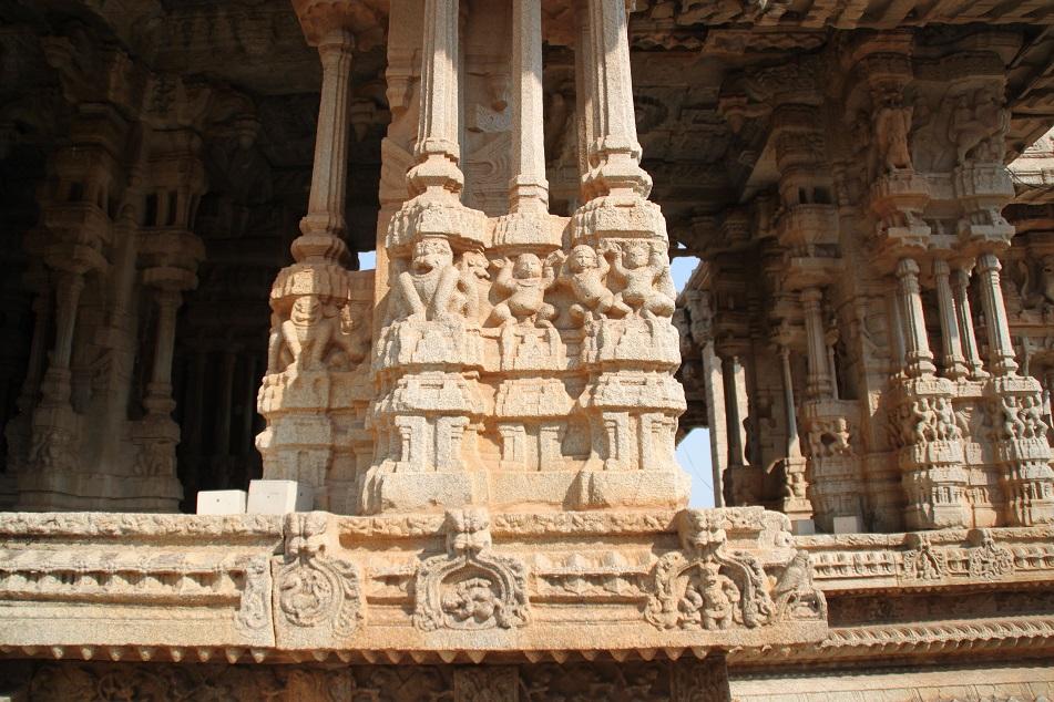 A Musical Pillar, Maha Mandapa