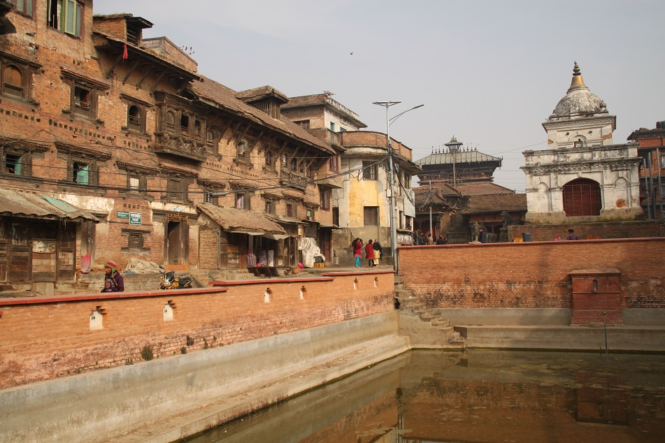 The Former Royal Palace of Kirtipur