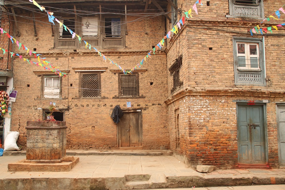 Centuries-Old Brick Walls
