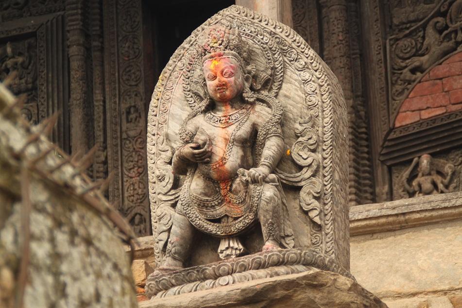 ...., Uma Maheshwar Temple