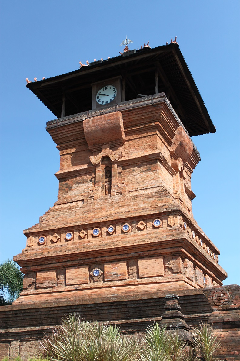 Menara Kudus (Tower of Kudus), After Which the Mosque was Named
