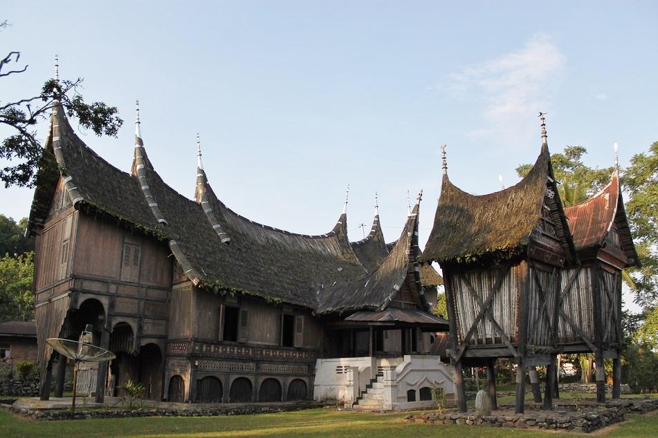 Another Old Rumah Gadang