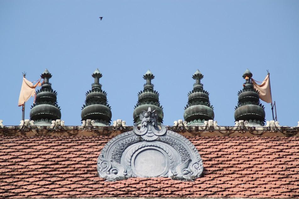 Atap Kuil