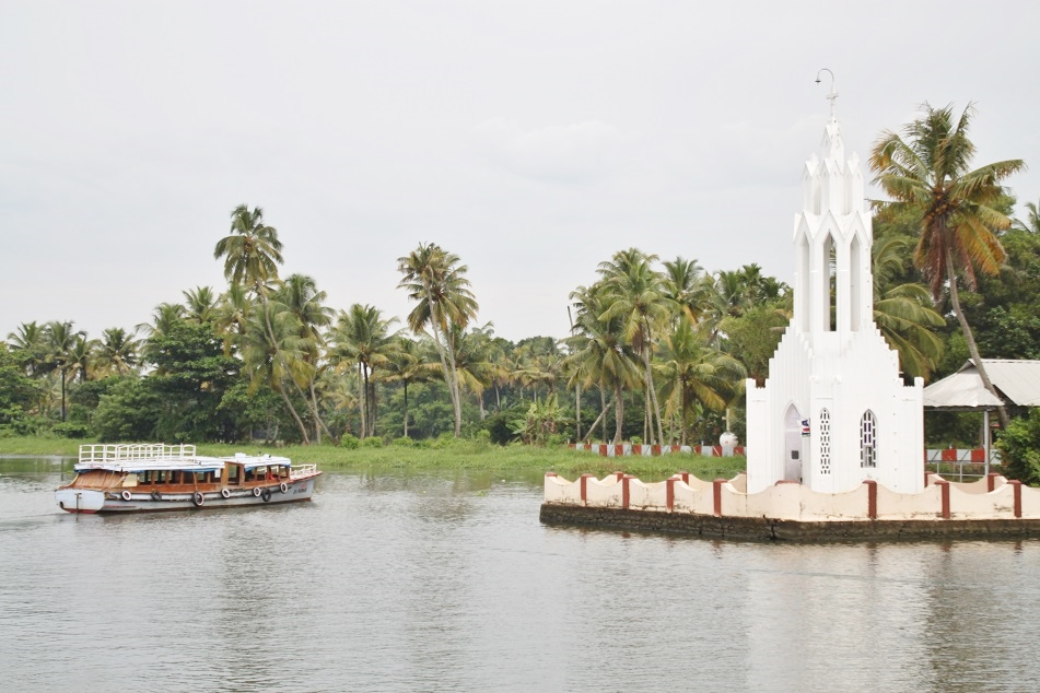 Backwaters Chapel