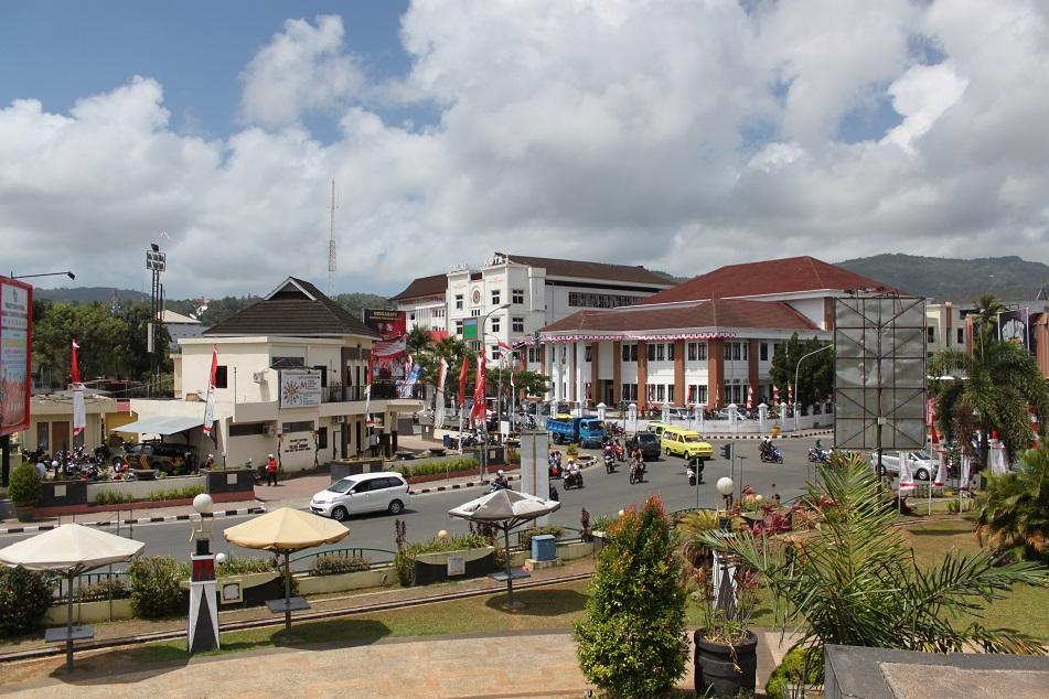 Downtown Ambon
