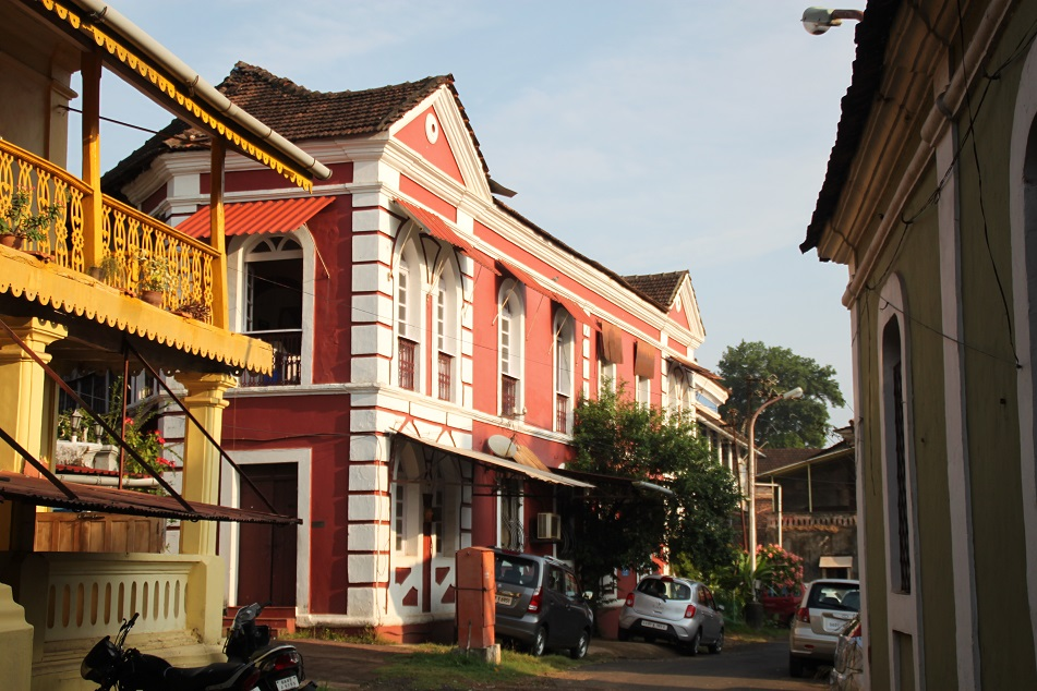 Portuguese Colonial Houses